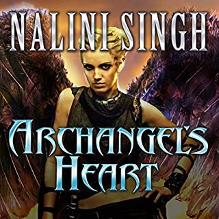 Archangel's Heart audiobook cover art