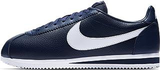 [ナイキ] Nike Classic Cortez Leather 749571-414 ネイビー クラシック コルテッツ レザー メンズ [並行輸入品]