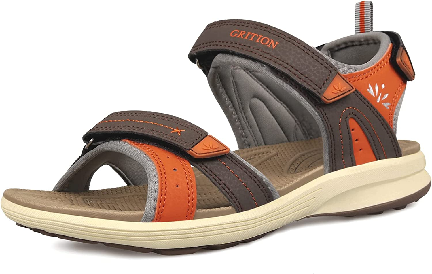 New color GRITION Womens Hiking Athletic Sandals Adjustabl Miami Mall Ladies Open Toe