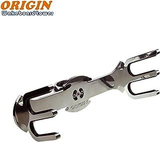 ORIGIN OWT-SKII bat ski rack/tower rack,shining polished