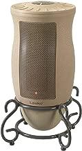 Lasko 6435 Designer Series Ceramic Oscillating Heater with Remote Control (Renewed)