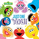 Just One You!: A Sesame Street Book About Your Special Child (Valentine's Day Gifts For Kids) (Sesame Street Scribbles Elmo)