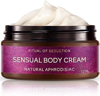 Ritual of Seduction Sensual Body Cream with Jasmine and natural aphrodisiac, 200 ml
