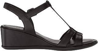 ECCO Women's Shape 35 Wedge T-Strap Sandal