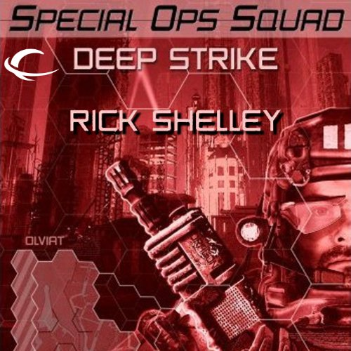 Deep Strike audiobook cover art