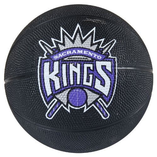 Purchase Spalding NBA Sacramento Kings Mini Rubber Basketball
