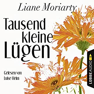 Tausend kleine Lügen                   By:                                                                                                                                 Liane Moriarty                               Narrated by:                                                                                                                                 Luise Helm                      Length: 13 hrs and 23 mins     1 rating     Overall 5.0