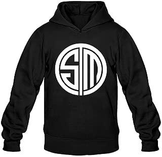 Greenday Men's Sweater TSM Team Logo Black