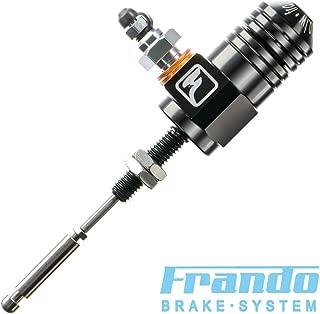 Black Motorcycle Hydraulic Clutch Slave Cylinder 12.7mm Kit, YZF-R1 R3 R6 MT10 MT09 MT07 (Black)