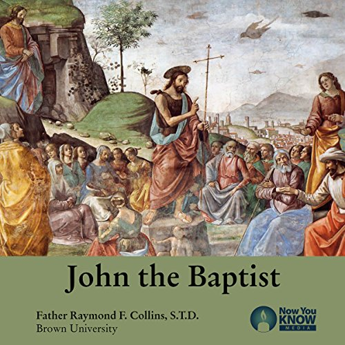 John the Baptist audiobook cover art