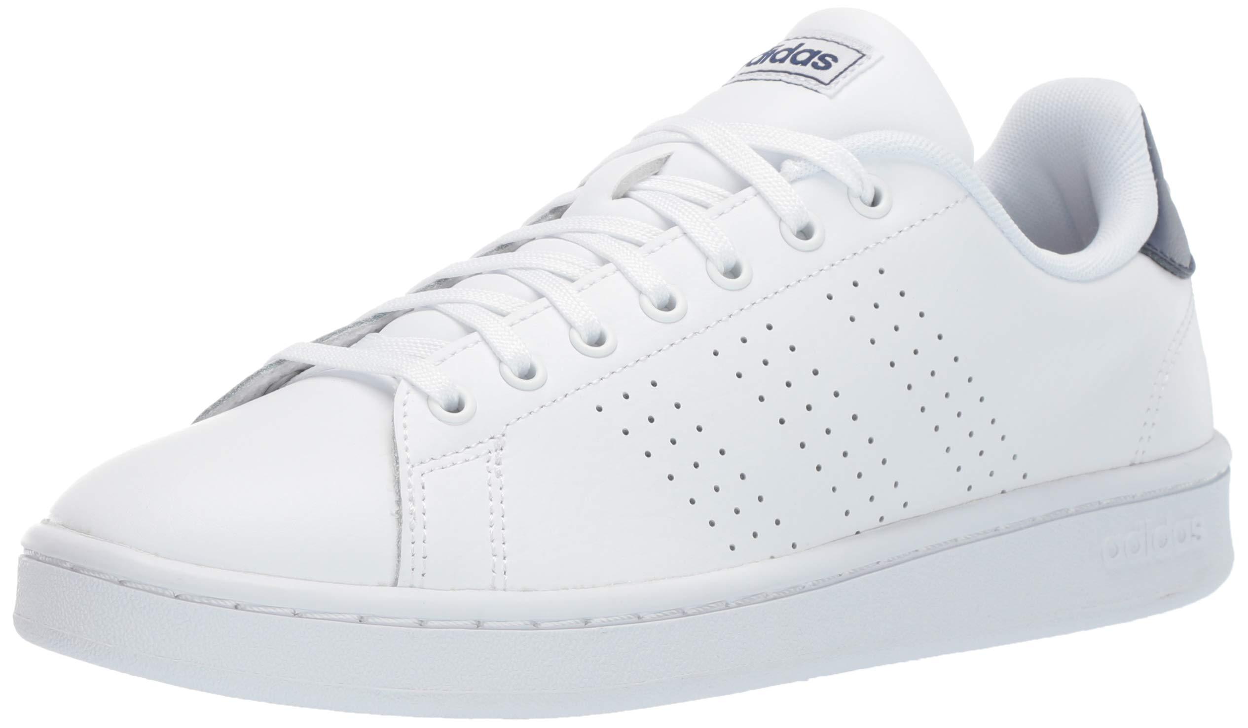 adidas Mens Advantage White Dark