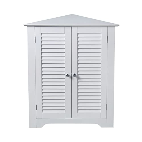 Fabulous Bathroom Corner Storage Cabinet Amazon Co Uk Home Interior And Landscaping Mentranervesignezvosmurscom