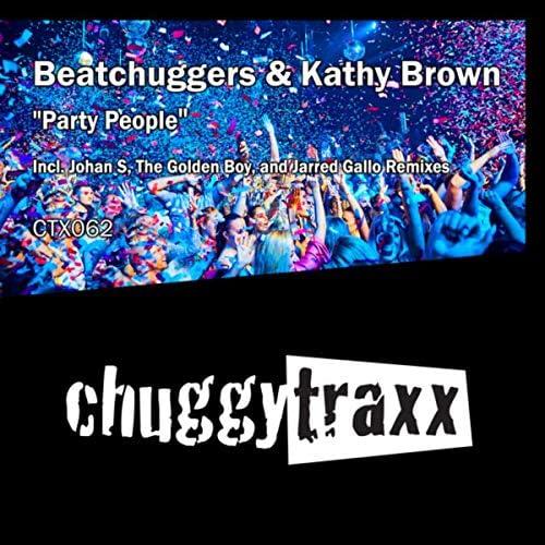 Beatchuggers & Kathy Brown