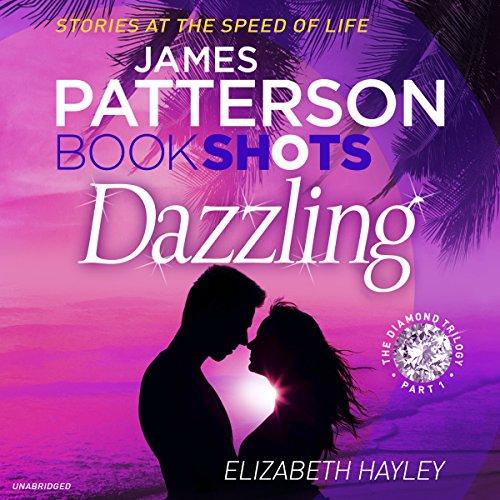 Dazzling audiobook cover art