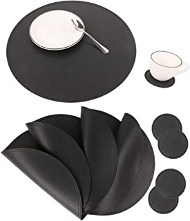 Best round placemats and coasters Reviews
