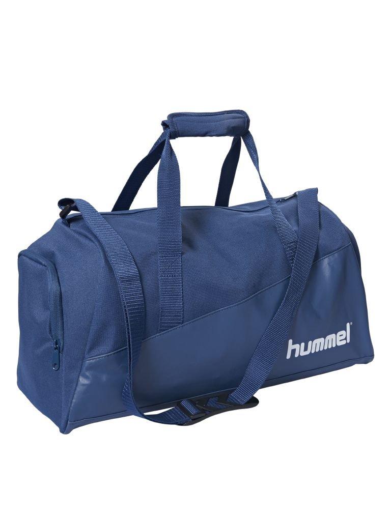 Hummel AUTHENTIC CHARGE Sporttasche, Blau (Saragossa Sea), 40 x 20 x 23 cm