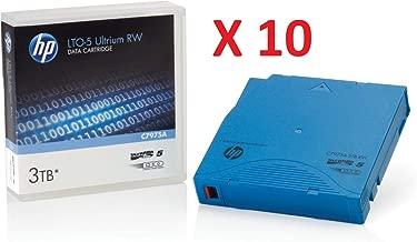 HP LTO 5-10 Pack