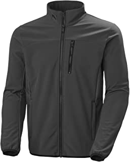 Helly Hansen Men's Crew Lightweight Water Repellant Softshell Jacket