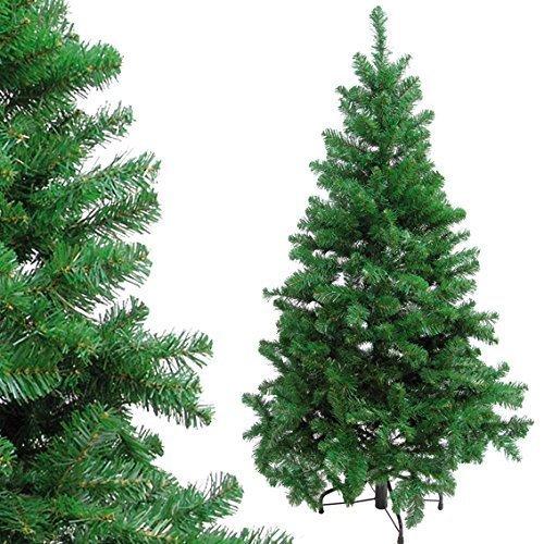 Albero Di Natale Albero Di Natale canada-tanne Verde, H:300cm 2540 Tips, MECCANISMO DI RIPIEGAMENTO, con supporto in metallo
