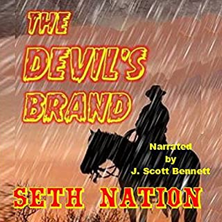 The Devil's Brand audiobook cover art