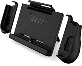 BigBlue 10000mAh Battery Case for Nintendo Switch, with a Pair of Joy-Con Grip, Stand Charger Case, Battery Charger, Portable SwitchCharger with Kickstand & Game Card Slot, Black