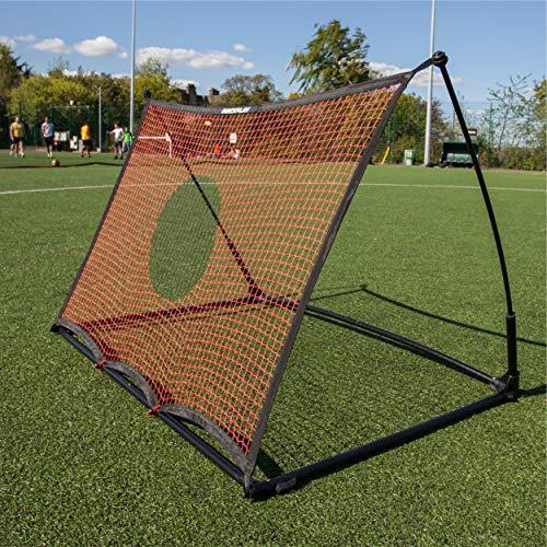 [クイックプレイ] スポットリバウンダー ELITE 1.5m×1.0m サッカー 競技チーム用 練習 壁打ちネット SE1.5