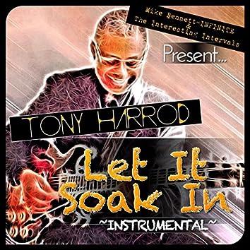 Let It Soak (Instrumental) [feat. Tony Harrod]