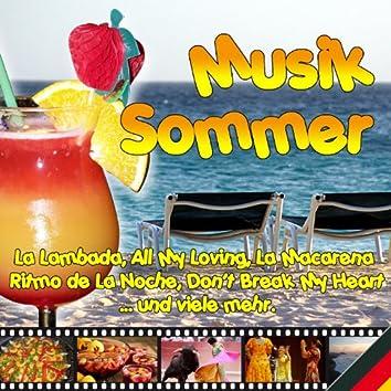 Musik Sommer Besuchen Spanien !!