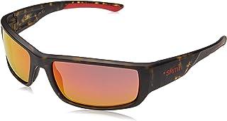 نظارة شمسية للرجال موديل URVEY/S OZ 2M6 60 من سميث، (اخضر هافانا مطفي/ بني) أخضر 60
