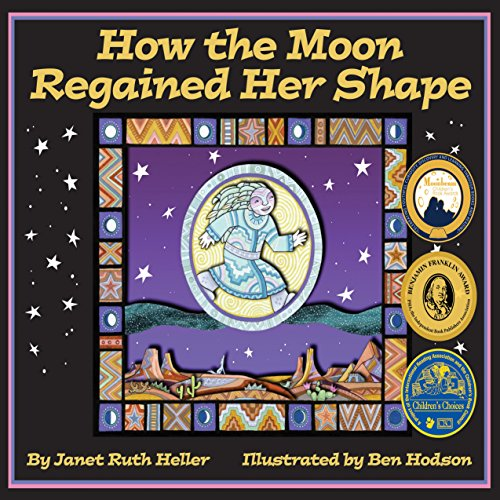 How the Moon Regained Her Shape copertina