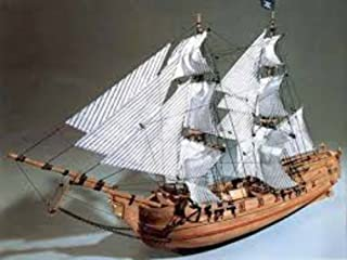 Mantua Black Falcon - Model Ship Kit