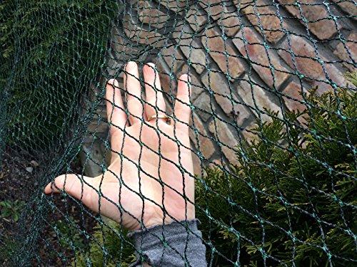 Schutznetz sehr stark viele Größen (6x5m (30m² ))