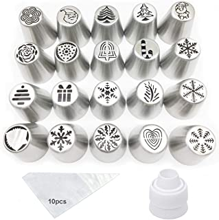 icing nozzles and their designs