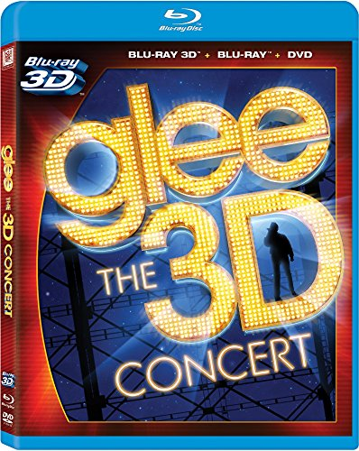 Glee: The 3d Concert Blu-ray