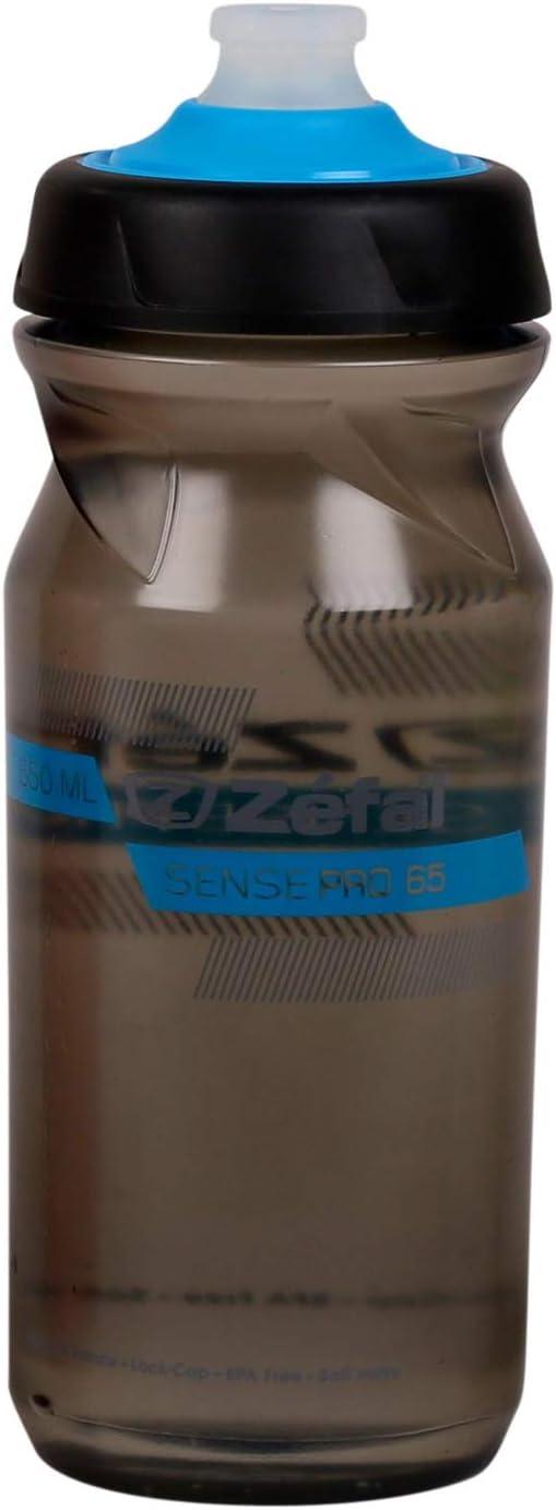 Zefal Unisex's Sense Pro Black Popular brand Water 650ml Ultra-Cheap Deals Bottle