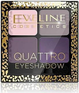 EVELINE COSMETICS Make Up Eyeshadow Quattro No 13, 7 gm