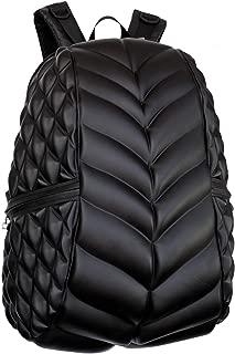 Madpax Full Pack Scale Metal Black Attack Black School Book Bag Backpack FSF8332
