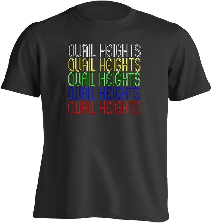 - Vintage Style Retro Retro Retro Hometown - Quail-Heights, FL 33177 - Souvenir - Unisex - T-Shirt a871a1