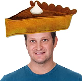Funny Party Hats Thanksgiving Hats- Pumpkin Pie Hat Turkey Hat - Thanksgiving Costumes