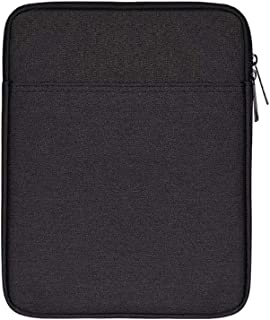 AINAAN iPad/Tablet Sleeve Case ,Shockproof, Waterproof, Portable, Accessory And Charger Storage Bag, 9.7 Inch, Black