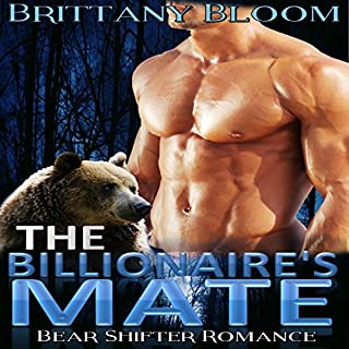 The Billionaire's Mate audiobook cover art