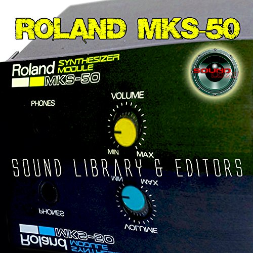 %29 OFF! for ROLAND MKS-50 Original Factory & NEW Created Sound Library & Editors on CD or download