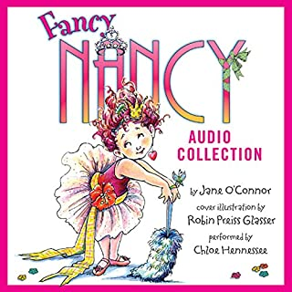 The Fancy Nancy Audio Collection audiobook cover art