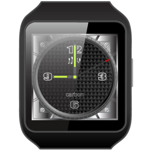 JJW Carbon Premium Watchfaces for Android Wear