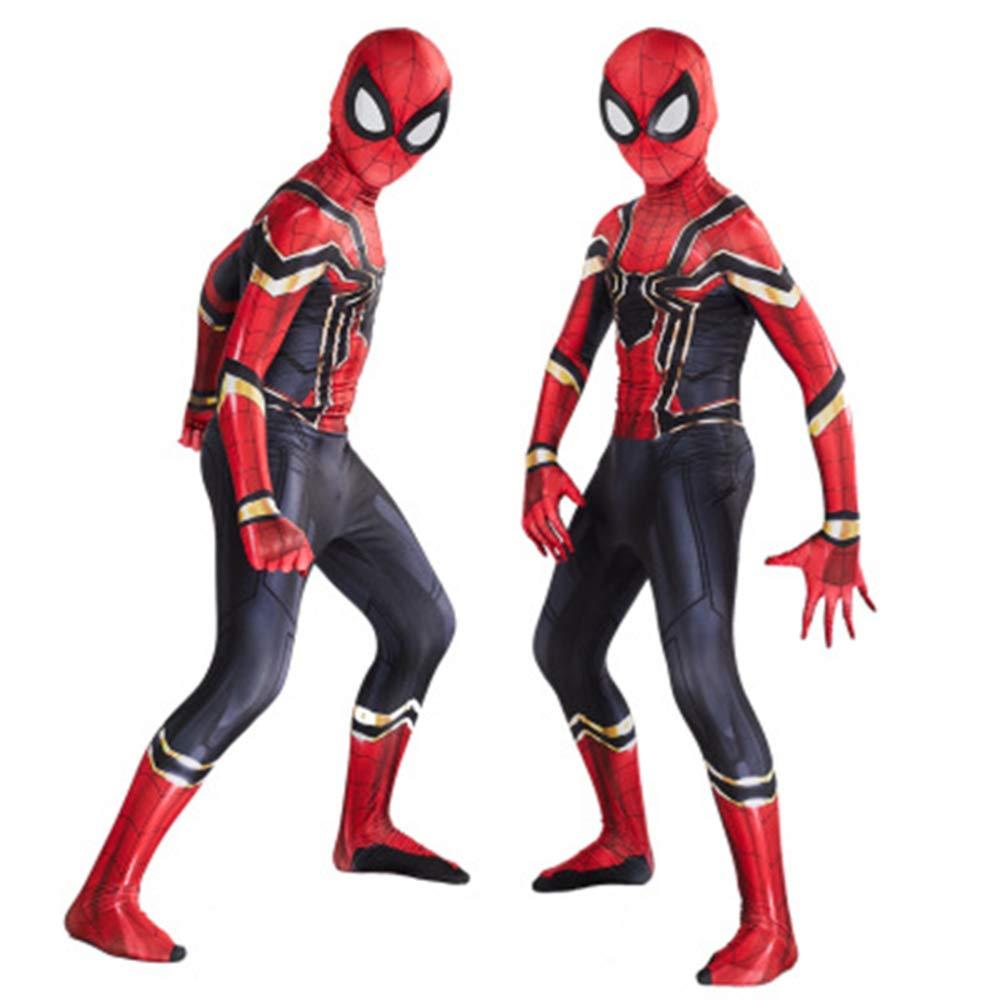 ZHANGQI Marvel Spider-Man Lejos De Casa Spiderman Niño Película ...