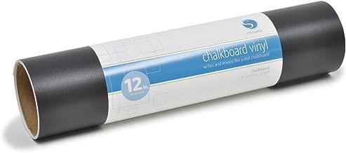 """10% Off Silhouette Cameo Chalkboard Matte Premium Indoor Outdoor Vinyl 12"""" x 4ft"""