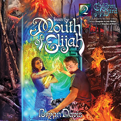 From the Mouth of Elijah audiobook cover art