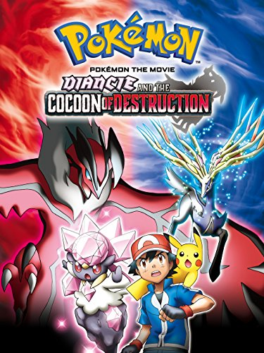 Pokémon the Movie: Diancie and the…