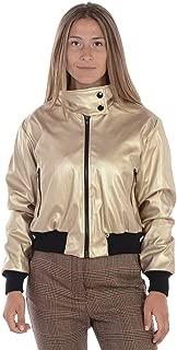 Please - Woman Jacket V493CANNAB V493CANNAB Gold