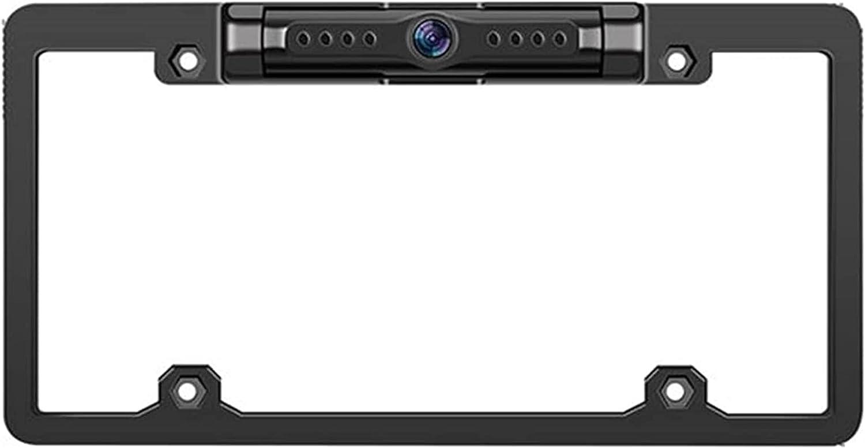 Ranking TOP5 WiFi Rear View Camera License Wireless IP6 Backup Plate 2021 model